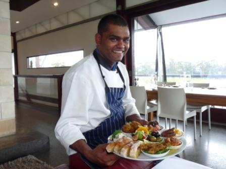 Silas Masih, Executive Chef