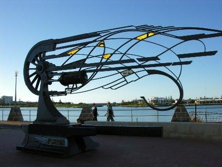 Art on Bunbury's foreshore