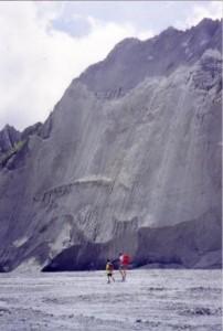 Mount Pinatubo by Jo Castro