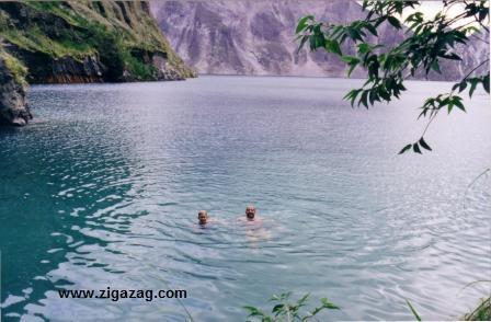 Mount Pinatubo, Jo Castro