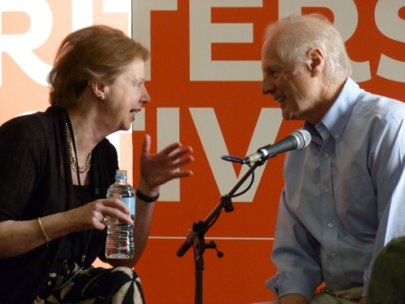 Selina Hastings, John Harman, Perth Writers Festival