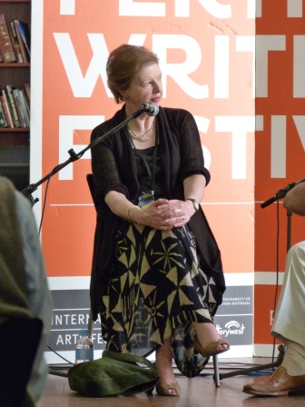 Selina Hastings, Perth Writers Festival