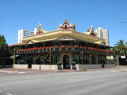 Windsor Hotel, south perth, by jo castro