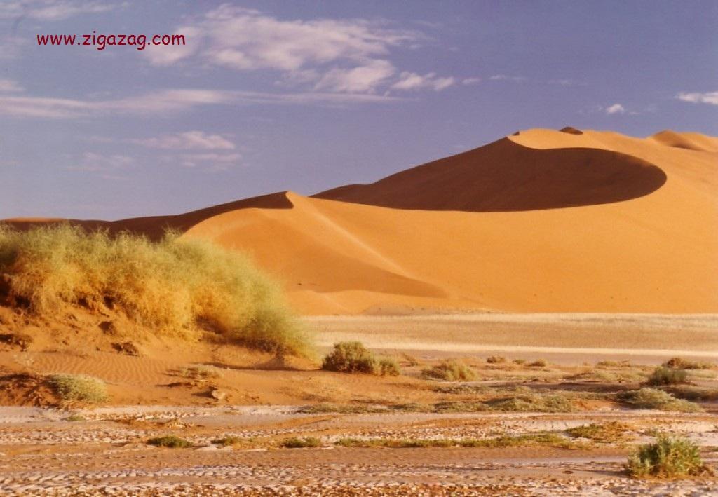 Sossusvlei, Namibia by Johanna Castro