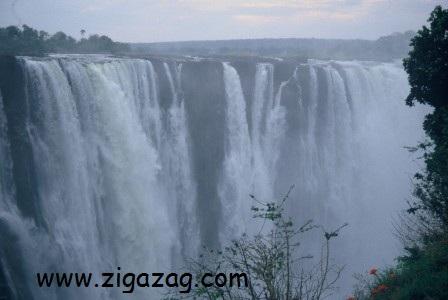 Victoria Falls by David Castro