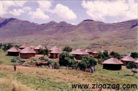 Lesotho by Jo Castro