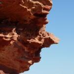 Shark Bay rock formation