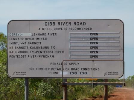 Gibb River Road by Dave Castro