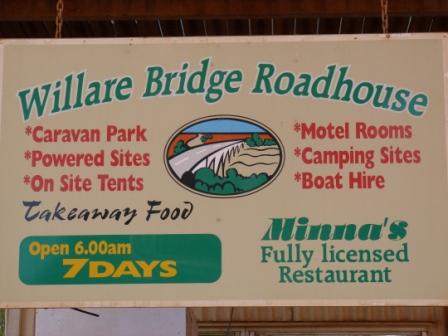 Kimberley Willare Bridge Roadhouse by Johanna Castro