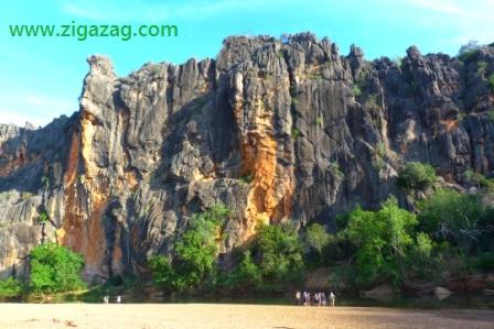Windjana Gorge by Jo Castro