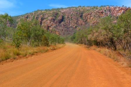 Kimberley, Red earth by Jo Castro, Zigazag