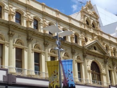 Perth by Jo Castro