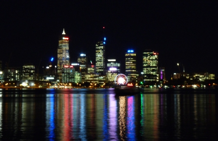 What to see and do in Perth, Western Australia.