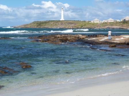 Cape Leeuwin Lighthouse, Augusta, western Australia by Jo Castro