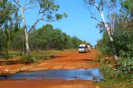 The Gibb River Road by Jo CAstro