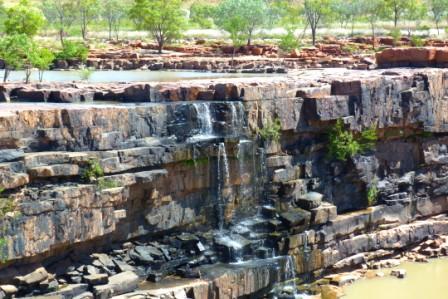 Bindaloo Falls by Jo Castro