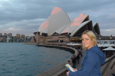 Sydney Opera House by Jo Castro