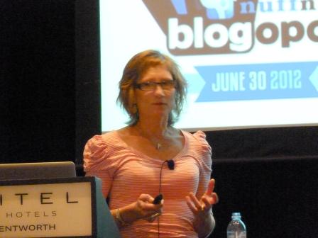 Nuffnang Blogopolis, Nicole Avery by Jo Castro