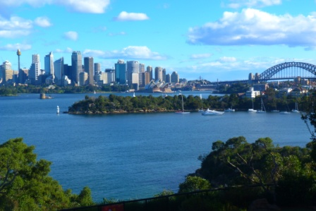 Amazing views from Sydney Zoo by Jo Castro