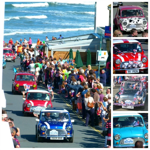 Minis, North Devon, Jo Castro