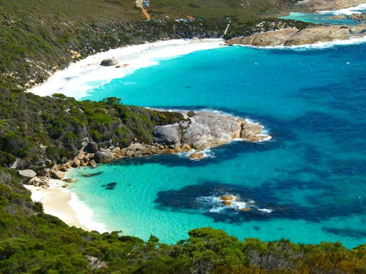 Beautiful beaches, Albany, Western Australia,
