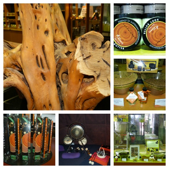 More things to do in Albany : Good Vibrations, Great Sensations and Sandalwood Oil