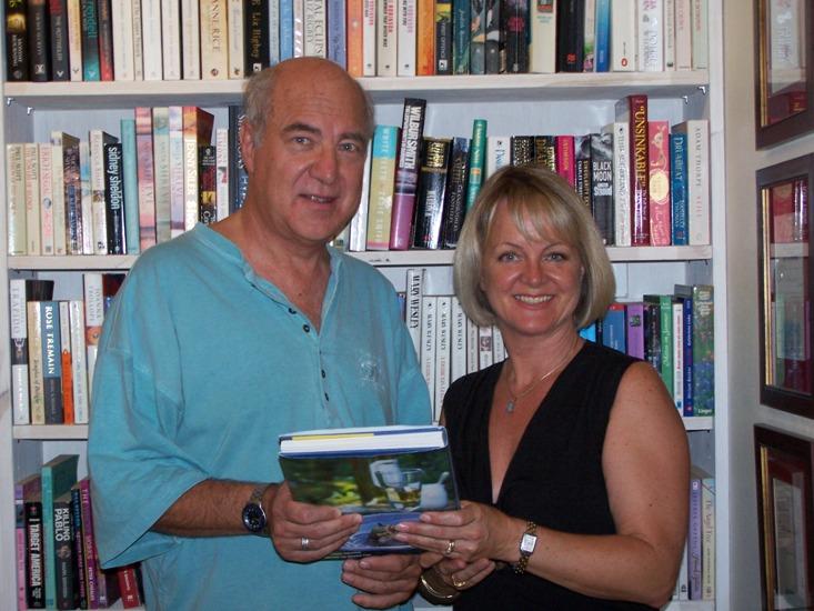 Writing Workshops in Western Australia, Dorian Haarhoff, Jo Castro