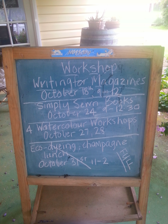 Writing Workshops in Western Australia