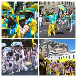 The Kaapse Klopse carnival in Cape Town by Jo Castro