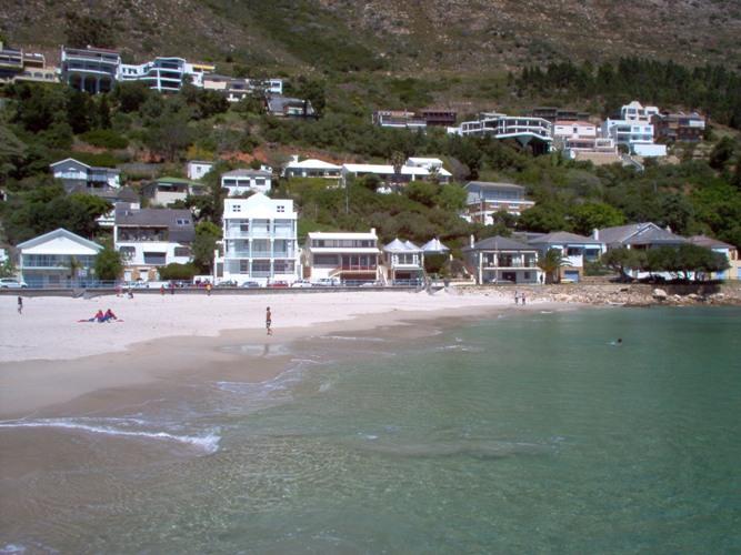 Gordon's Bay, South Africa by Jo Castro