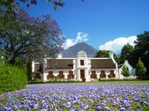 Lourensford, Somerset West, South Africa by Jo Castro