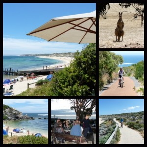 Gnarabup Beach, Western Australia by Dave Castro