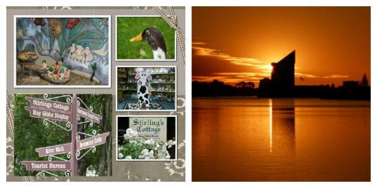 Western Australia, Harvey and Bunbury