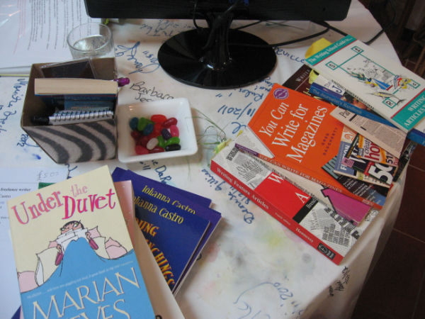 Writing Workshops in Western Australia