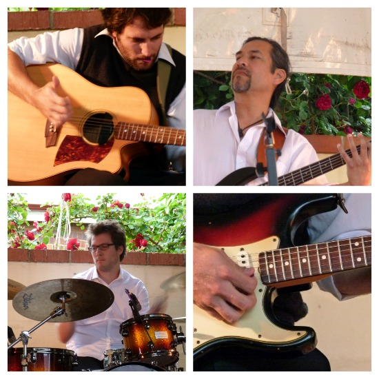 The Mitch Becker band by Jo Castro, The Zigazag Mag