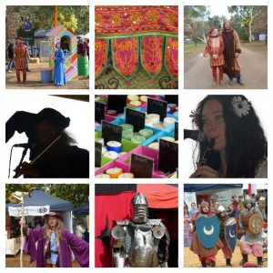 Fabulous festivals in South West Australia, Balingup Medieval Festival by Jo Castro