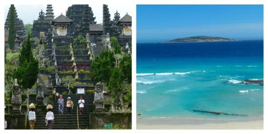 Bali Temple, Esperance beach by Jo Castro and Dave Castro
