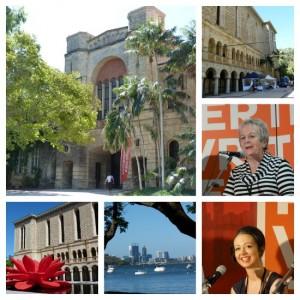 Perth Writers' Festival by Jo Castro