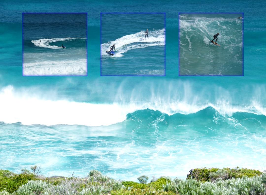 Surfing Western Australia
