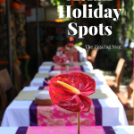 Asian Holiday Spots