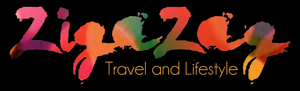 zigazag travel and lifestyle logo