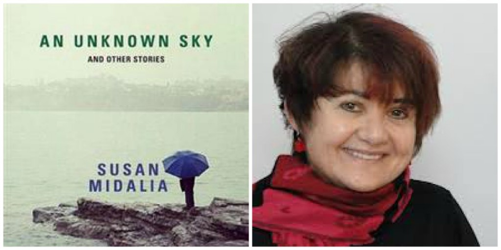 West Australian authors. Susan Midalia, An Unknown Sky