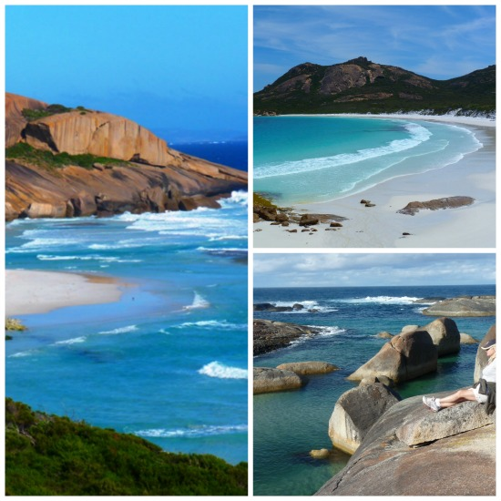 Esperance. Best beaches.