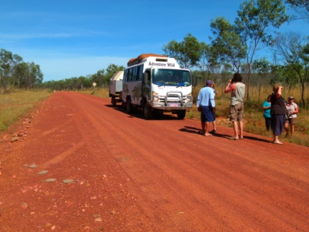 What's it like to be a Tour Guide in the Australian Outback