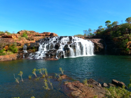 Travel around Western Australia by Jo Castro, Mannings Falls