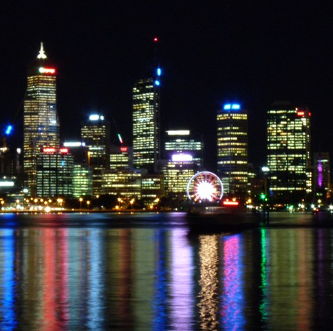 Things to do in Perth at night by Jo CAstro