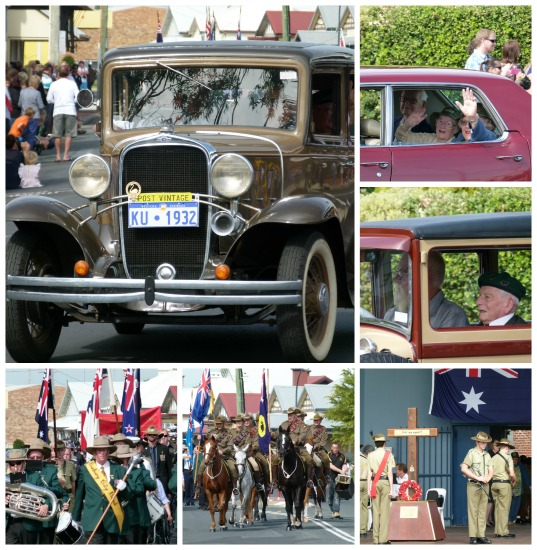 Anzac Day by Jo Castro and Dave Castro