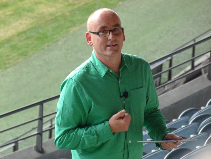 Blog tips by Darren Rowse from ProBlogger