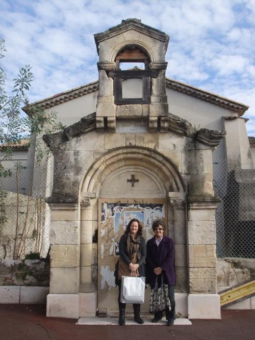 Inspiring Women, JO mcIntosh at Villa Madonna.