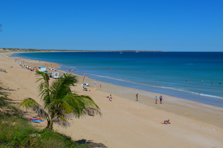 western australia by caravan, cable Beach Broome, western australia